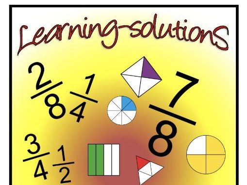 FRACTION SCREENER - Skills to Year 2 Level + Answers + Class Overview for differentiation