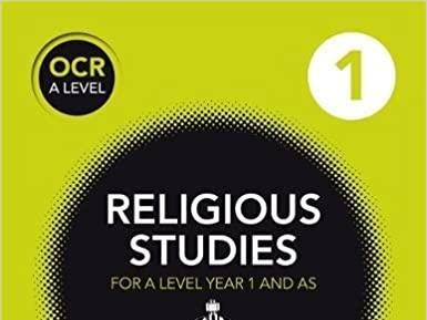 A LEVEL RELIGIOUS STUDIES - Ancient Philosophical Influences