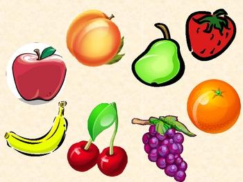 Obst und Gemüse (Fruits and Vegetables in German) power point