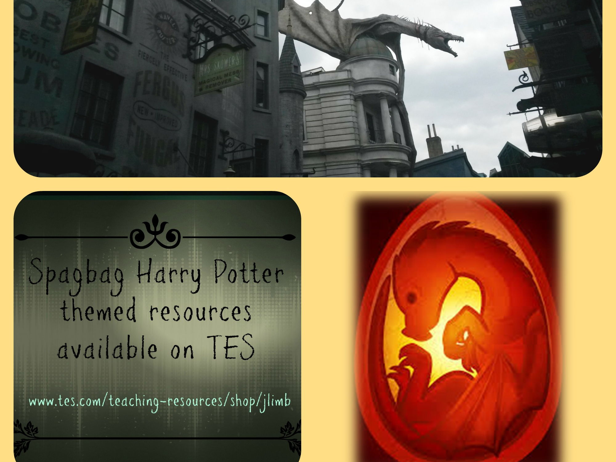 Punctuate with Potter : address and letter writing