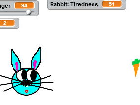 Scratch virtual pet (tamagotchi) unit of 6 lessons