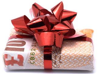 Money @ Christmas Time