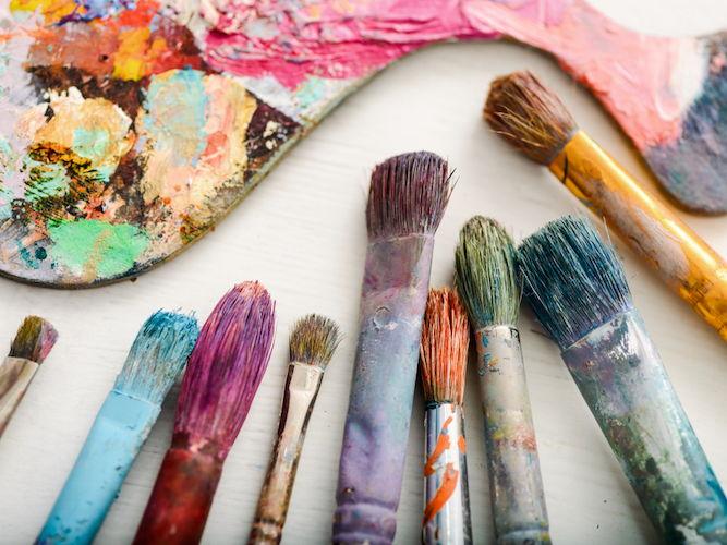 ART: Fun and Creative Worksheet Bundle