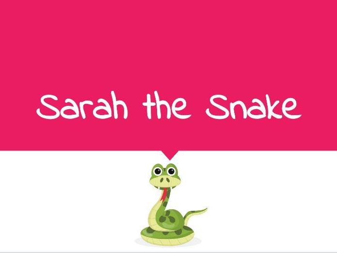 Guided Reading: Original Snake Poem