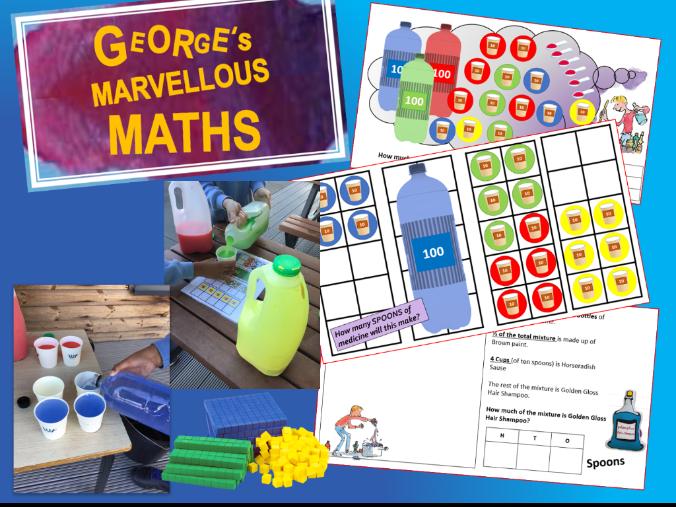 George's Marvellous Maths (Place Value)