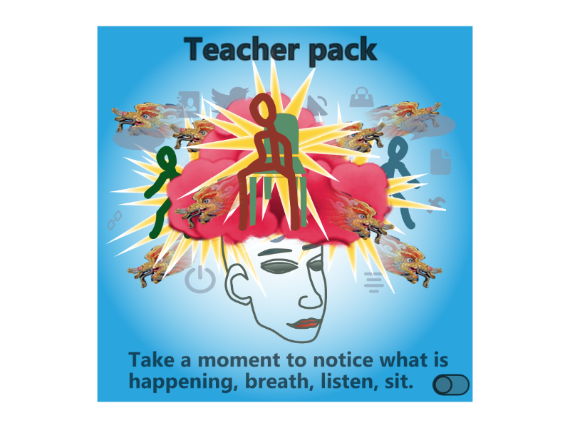 Mindfulness for teachers - eight week course