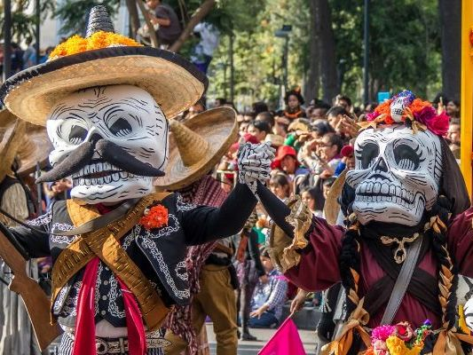 DÍA DE LOS MUERTOS - DAY OF THE DEATH