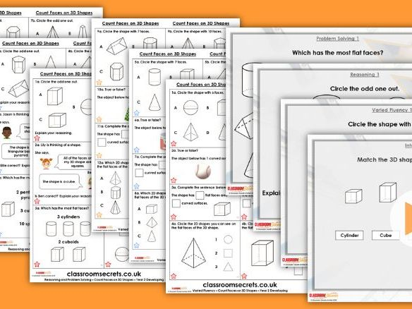 Year 1/2 Mixed Age Autumn Block 3 Step 7 Lesson Pack