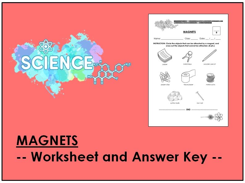 Magnets (Worksheet & AK)