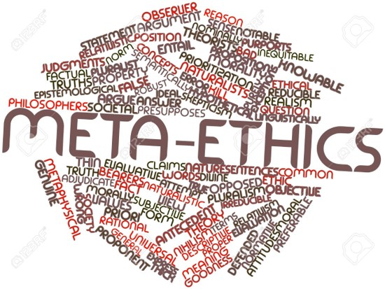OCR A-Level Religious Studies Meta-Ethics Lessons