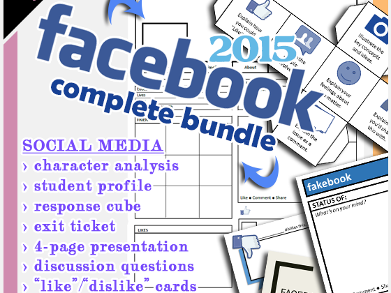 Facebook Social Media Bundle