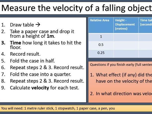 Velocity KS3