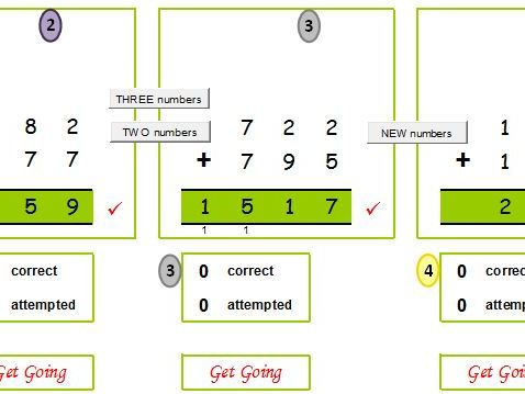 Arithmetic 4 Rules of Number.