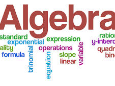 Algebra bundle