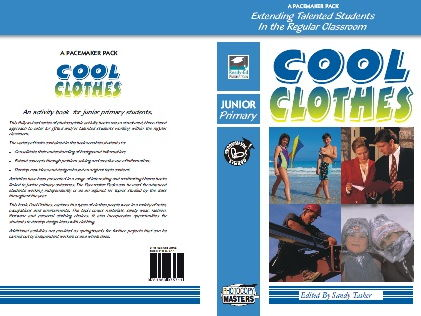 Pacemaker: Cool Clothes - For Junior Primary