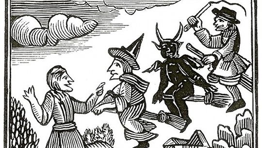 The Stuarts-Witchcraft