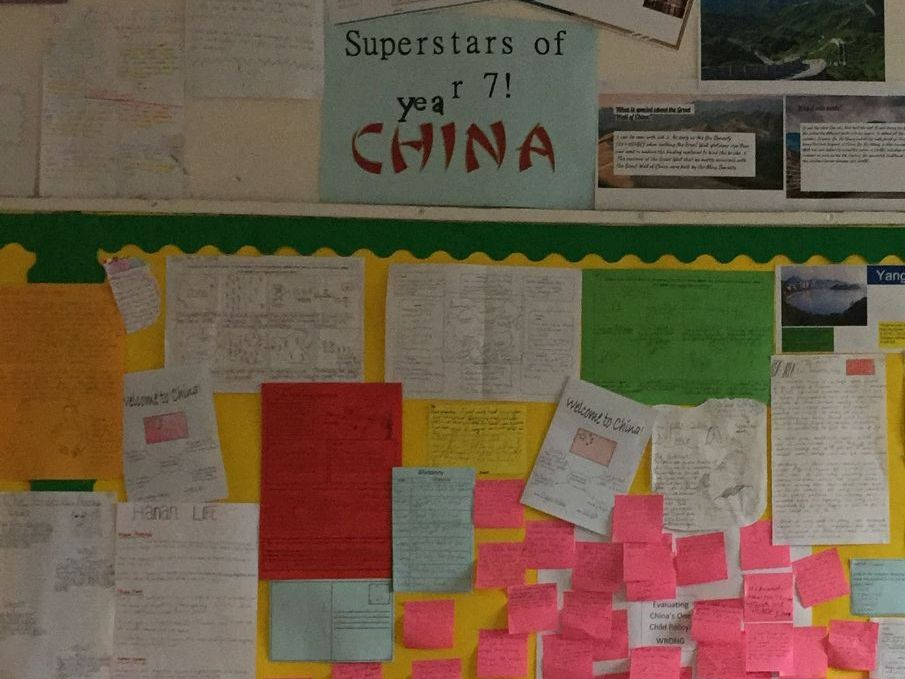 CHINA- Creative and independent activities- SEN/ G+TFRIENDLY