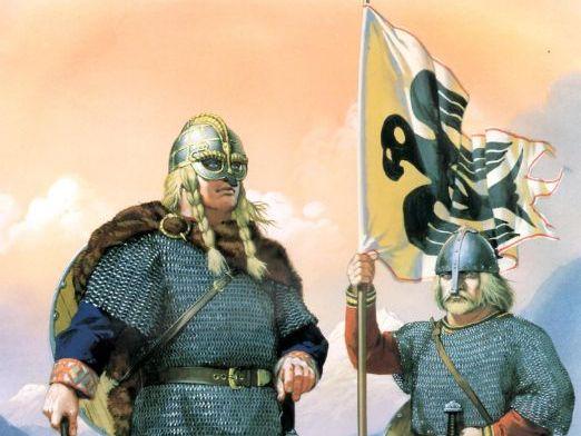 AQA GCSE Migration, Empires & People: Saxons & Vikings