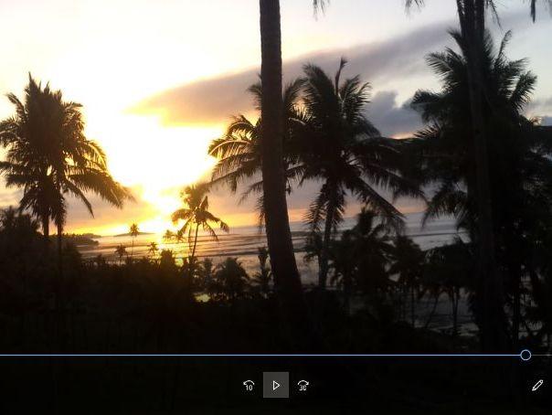 Sunrise Savusavu Fiji