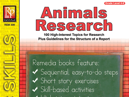 Animals Research