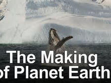 Planet Earth MAKING OF 57 Fill-in-the-blank questions over video