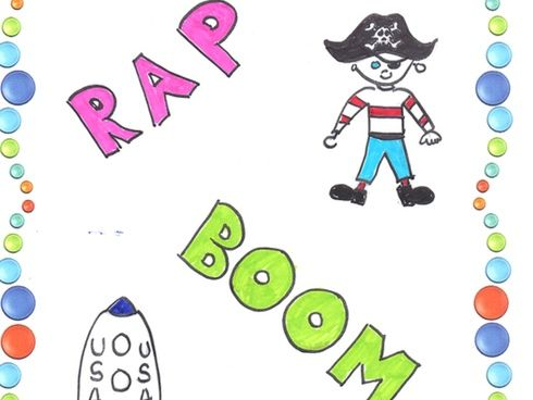 """Ten Groovy Raps"" for assemblies and  to spice up your lessons!"
