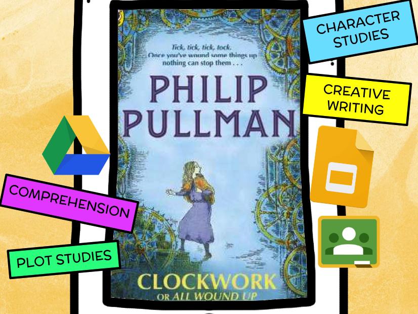 Clockwork (All Wound Up) Novel Study