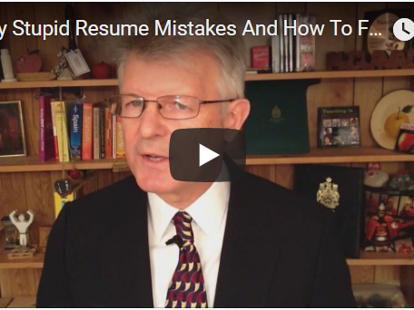 Really Stupid Resume Mistakes And How To Fix Them