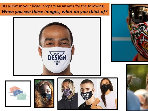 Face-mask Design Baseline Activity