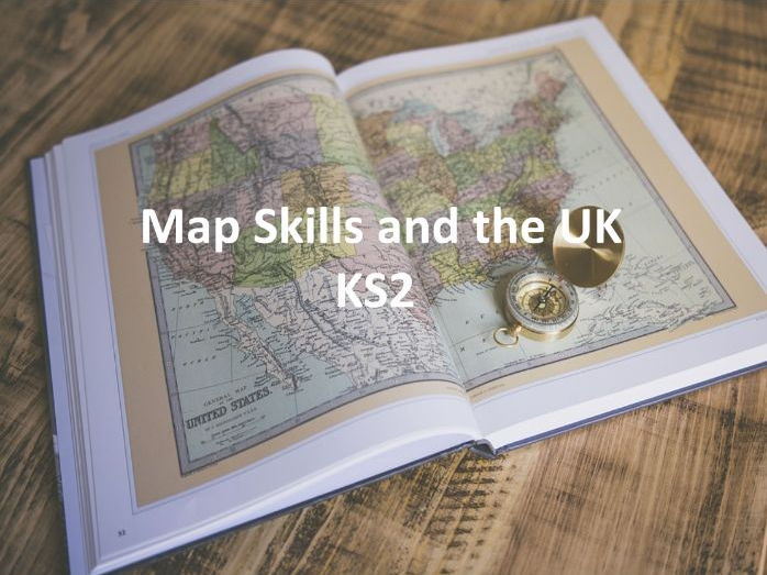 Key Stage 2 Geography - Map Skills and the UK by thisisgeography ...
