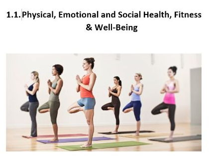 Edexcel New GCSE PE 9-1. Physical, Emotional & Social Health Workbook.