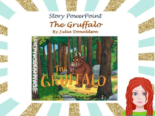 Gruffalo Story PowerPoint
