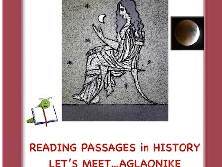 WOMEN'S History: Famous Women in Ancient History,Aglaonike(1st Female Astronomer of Ancient Greece)