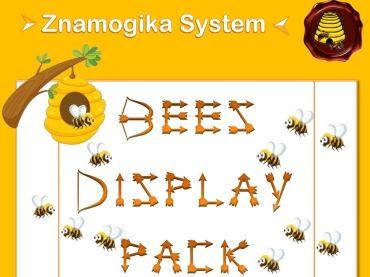 Bees Display Pack