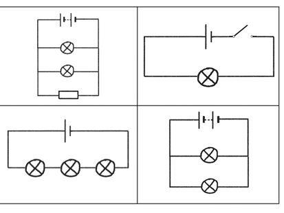 Series and Parallel Circuit Bingo!