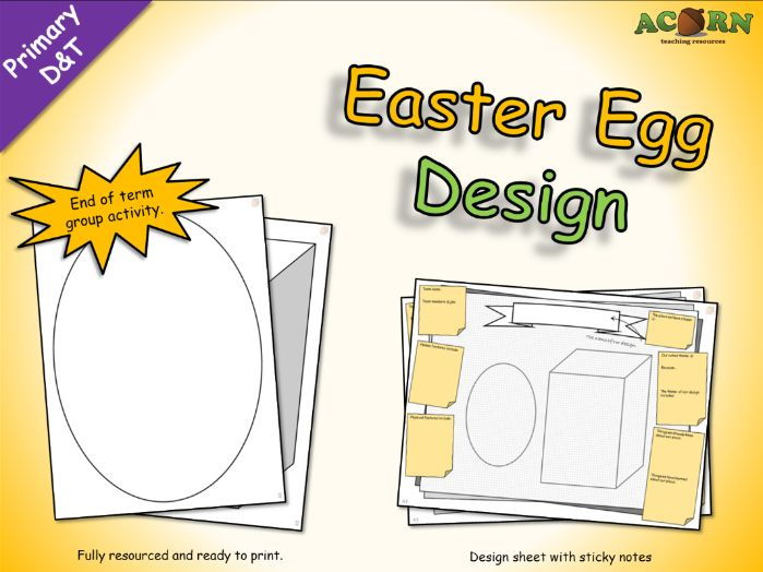 Easter Egg Design