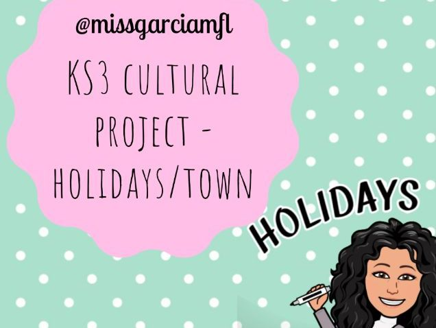 Spanish Cultural Project (holiday brochure)