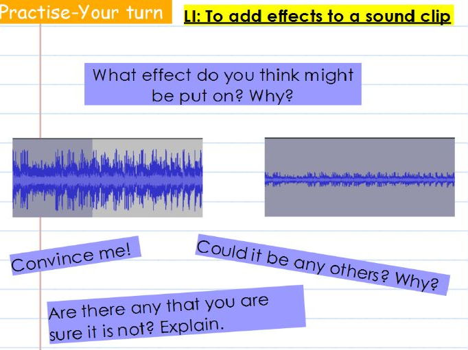 Audacity KS2 Computing planning (we are musicians) - Complete unit of work digital music