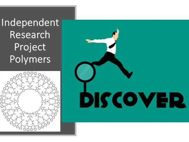Research project template chemistry - polymers - differentiation tool