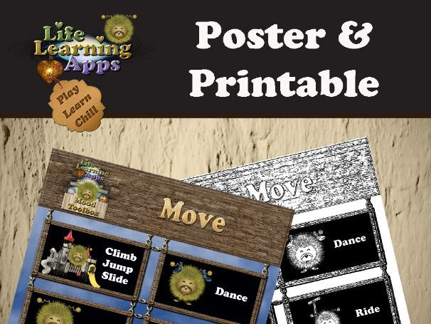 Poster: Strategies to Move