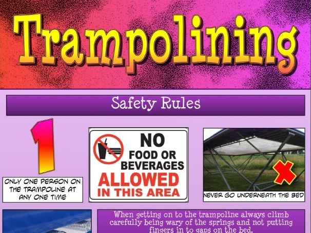 Trampoline Resources