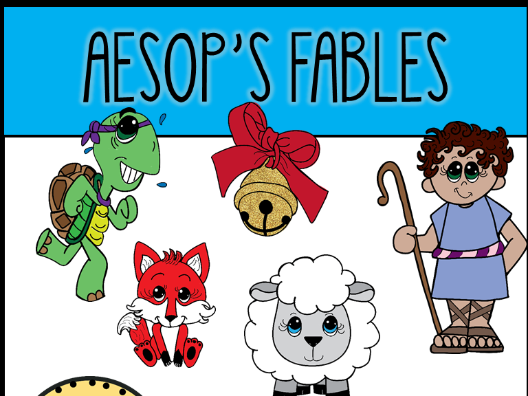 Aesop's Fables Bundle