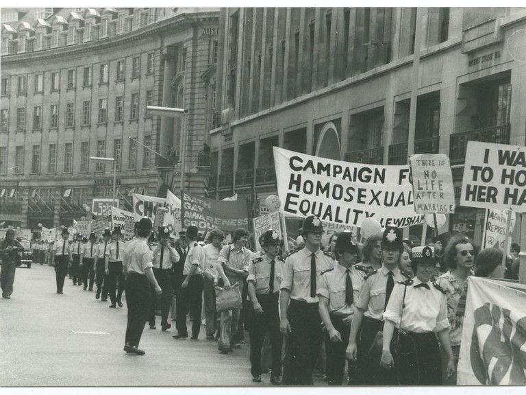 Campaigning for Change: LGBT+ Activism 1970s & 80s