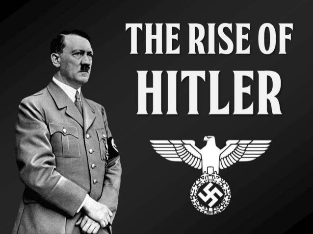 The Rise of Hitler and the Nazis bundle of work