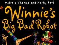 KS1 Whole Class Reading Unit of Work - Winnie's Big Bad Robot