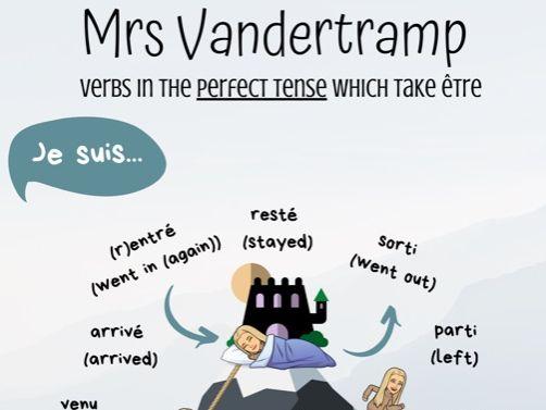 Mrs. Vandertramp poster