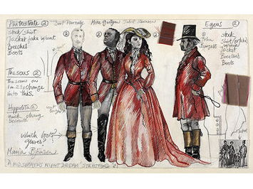 Costume Design Lessons