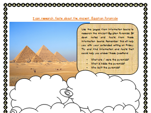 Research Ancient Egyptian Pyramids of Giza