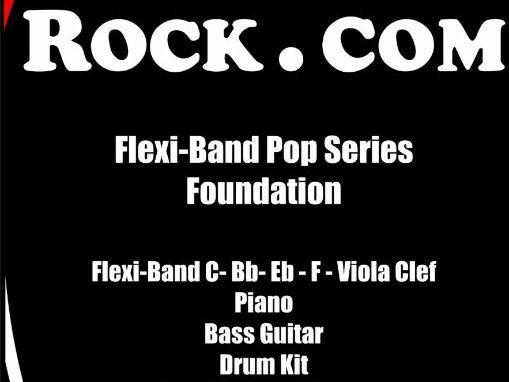 Rock.Com (Flexi-Band Score & Parts)