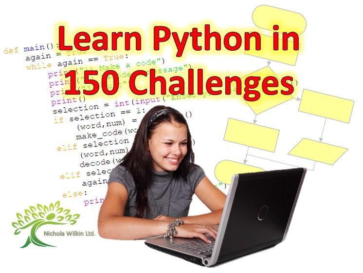150 Python Challenges